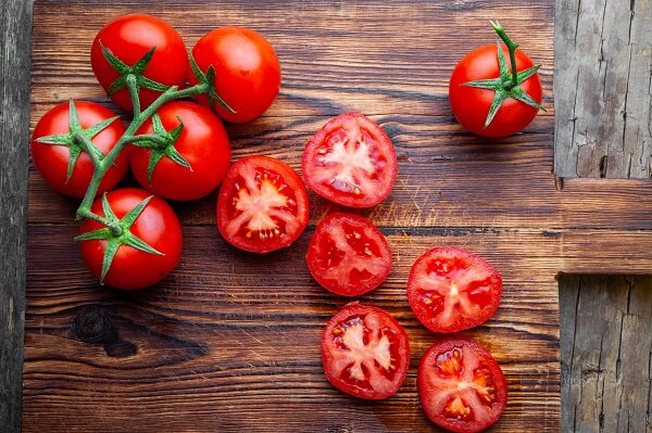Sayuran Buah Tomat
