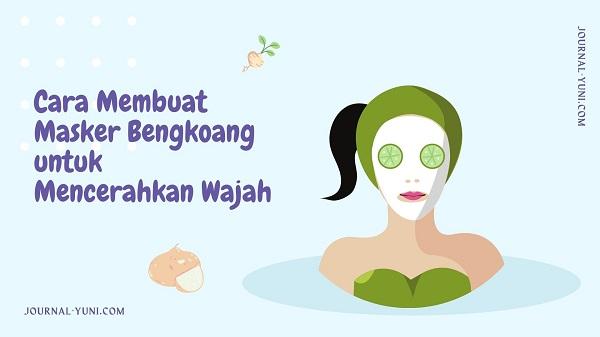 Masker Bengkoang
