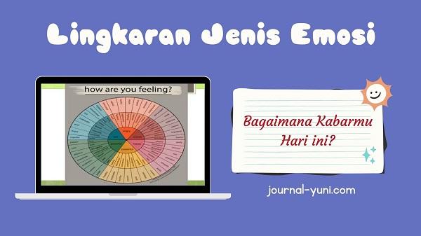 Lingkaran Jenis Emosi