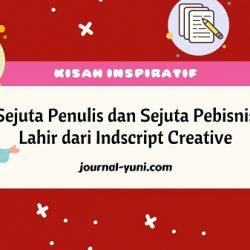 Perjalanan Indscript Creative