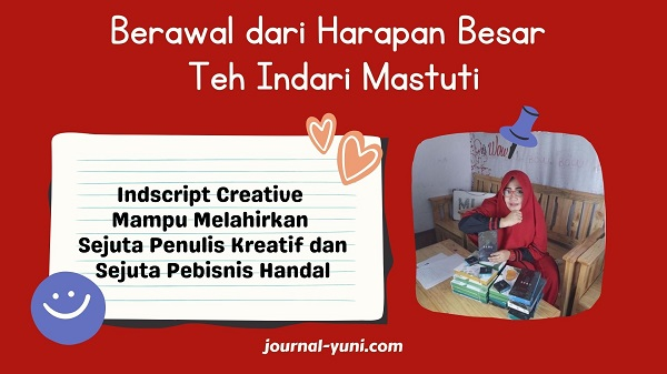 Visi dan Misi Indscript Creative